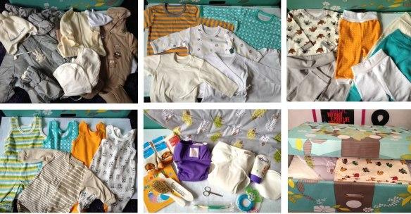 Äitiyspakkaus / Maternity package